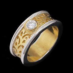 Huldresølv hos www. Style Me, Gemstone Rings, Rings For Men, Gemstones, Metal, Accessories, Jewelry, Fashion, Jewellery Making