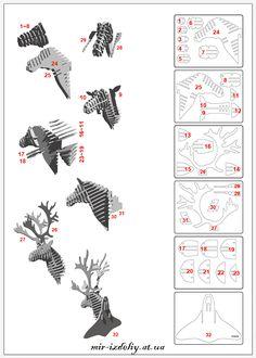 Resultado de imagen para cardboard safari plantillas gratis