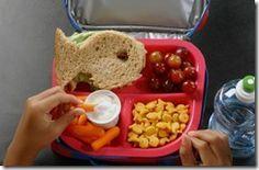 Más de 20 ideas saludables para el lunch de los niños