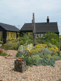 9 Miraculous Tips: Coastal Landscaping Colour rustic coastal farmhouse. Seaside Garden, Coastal Gardens, Beach Gardens, Outdoor Gardens, Coastal Cottage, Coastal Style, Coastal Decor, Coastal Curtains, Coastal Entryway