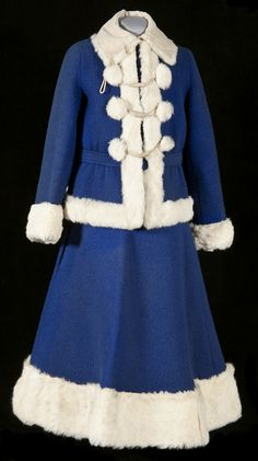 St. Paul Winter Carnival costume, 1916.