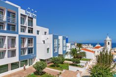 Euros Bay View Apartments for sale in Albufeira near the Sea -Ref. Apartments For Sale, Portugal, Multi Story Building, Sea, Ocean