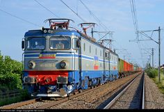 RailPictures.Net Photo: 40-0570-8 CFR Marfa LE 5100 Kw at Buftea, Romania by Titel Costica