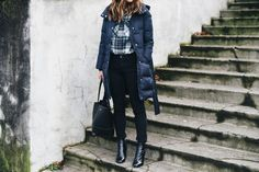 How to Wear Plaid in Neutral Wardrobe Part II