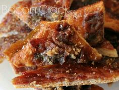 Bacon crack.  Will be testing this next week!