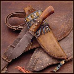bowie sheath ideas - The Knife Network Forums : Knife Making Discussions