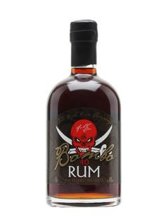 Bombo rums are based on an 18th century pirate recipe – a time when rum was mixed with sugar and spices. This variant is flavoured with caramel and spices.
