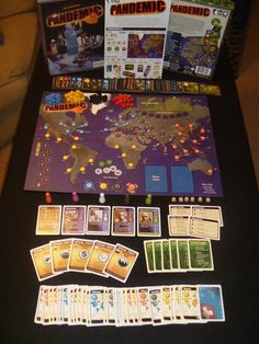 Pandemic - Can you save the world from disease?