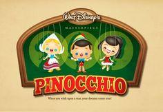 Kawaii Pinocchio