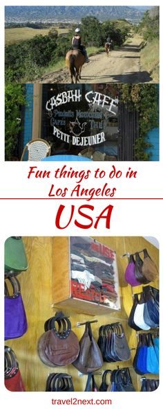 Fun things to do in Los Angeles. Has there ever been a better time to visit LA? If you're a repeat offender, you've probably already ticked off the big-ticket attractions and are ready to try something new.