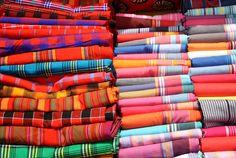 Maasai Market in Nairobi, Kenya