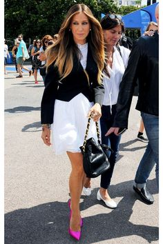 9 important fashion lessons we can learn from Sarah Jessica Parker