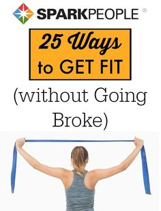 Think you have to go broke to get fit? Think again! These smart #fitness solutions won't break the bank. | via @SparkPeople