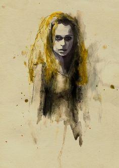 drawing Illustration Helena - Orphan Black