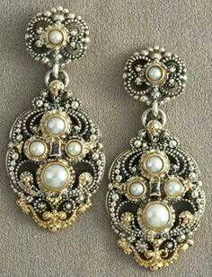 Earrings Romanov