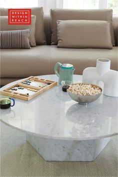 The Epic Coffee Table designed by GamFratesi for Gubi is the perfect side table for any modern living room. Coffee Table Height, Coffee Table Design, Coffee Table Inspiration, Living Room Inspiration, Circular Table, Design Within Reach, 2020 Design, Side Chairs, Living Room Designs