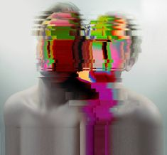 BRAZIL: PHOTOGRAPHY: HEITOR MAGNO In this series of portraits and double exposure self-portraits, Heitor uses glitch art and pixelation to convey emotions unknown. By interfering with the image and identity, what's left is a void—an image of what is oppressed and corrupted. In totality this is a reflection of the collective, anonymous and unstable internet cultural identity. Find Heitor and MP on Facebook here and here.
