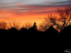 8. Januar 2016 Celestial, Sunset, Outdoor, January, Sunsets, Outdoors, The Great Outdoors, The Sunset