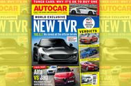 Autocar magazine 6 September  out now This week: the wraps (sort of) come off the TVR supercar we get behind the wheel as Nissan turns over a new Leaf battle Alfa Romeo and Jaguar's first SUVs and much more  In this week's Autocar we've got a world exclusive on the new TVR which looks to relight the marque in sparkling style as well as a twin-test of Jaguar and Alfa Romeo's first SUVs.  After last week's reveal of the newPorsche Cayenne we've got the low-down on its curvy sibling; a coupé…