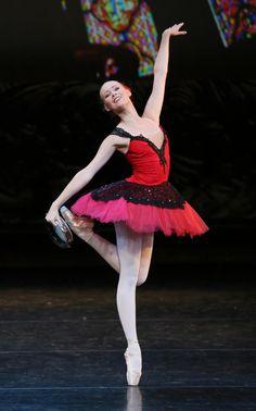 "Kira Hilli, ""Esmeralda"", Vaganova Ballet Academy Master Class Gala Concert, Dance Open Ballet Festival, July 2013, Savonlinna, Finland"