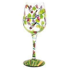 Lolita® Wine Tasting Wine Glass #VonMaur