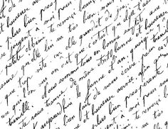 Antique-French-script-handwriting-free-printable for Holly Garland