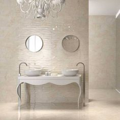 Brescia marble effect tiles are beautiful gloss cream tiles perfect for stylish homes. They look great in bathrooms but please be aware gloss tiles do become slippery when wet.