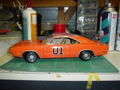 1/18 diecast movie/tv cars   the Good Ol Boys general lee and Bandits Tranzam from Smokey and the ...