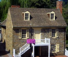 stone houses pictures | File:Old Stone House - Georgetown.jpg - Wikipedia, the free ...