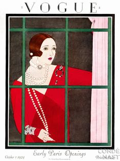 #Vogue 1924