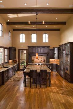 Brannen kitchen - my next dream home builder