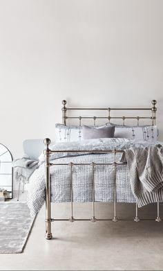 Minimalist bedroom inspiration. #newhome #bedroomideas