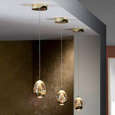 Jednopunktowa lampa wisząca LED ROCIO 8582204