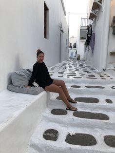 Steets of Mykonos