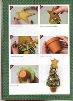 Archivo de álbumes Christmas Tree Crafts, Christmas Ornaments, Country, Holiday Decor, Home Decor, Christmas, Filing Cabinets, Computer File, Crafts