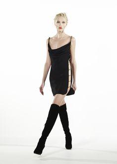 Azzaro Fall Winter 2013-2014: OSCARINE dress #azzaro