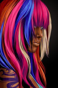 Amazing Vexel Art