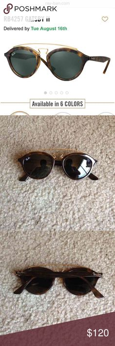 Gatsby Ray bans Super cute on! Ray-Ban Accessories Glasses