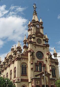 Iglesia del Jesus Nazareno. Medellin, Colombia