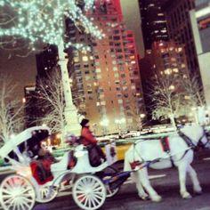 NYC Christmas time! 2013