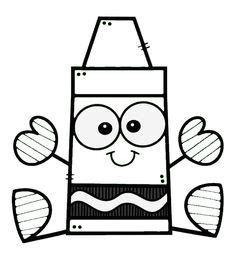 100 Mejores Imagenes De Decoracion Crayolas En 2020 En 2020 Salones De Preescolar Decoraciones Escolares Dibujo De Escuela