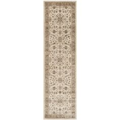 Rindge Stone / Caramel Oriental Rug