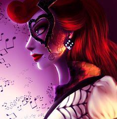 Monster High - Operetta by AngelLust155.deviantart.com