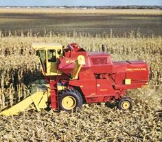 New Holland 975 Combine