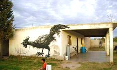 #ROA Belgian Artist ROA Brings his Wild Creatures to Mexico http://www.hispanicallyspeakingnews.com/latino-daily-news/details/belgian-artist-roa-brings-his-wild-creatures-to-mexico/6703/