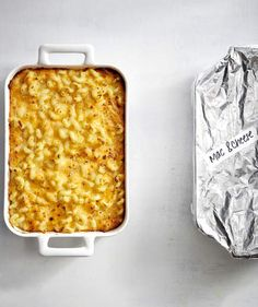 Decadent Mac and Cheese   Unlike most mac and cheese recipes out there, this one doesn't require you to make a béchamel sauce. Usually béchamel adds an unbeatable creamy, rich consistency but here a bit of evaporated milk thickens the mac and cheese, doing the work for you. Any type of short pasta will work; we used cavatappi because we love its springy coils. Three varieties of cheese might seem excessive, but they're all...