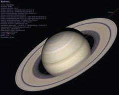 Κρόνος Planets, Space, Astronomy, Floor Space, Spaces