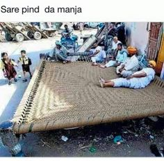 Sare pind da manja #funny #funnypics #funnypicture #pictures #images