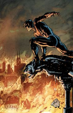 Dick Grayson screenshots, images and pictures - Comic Vine