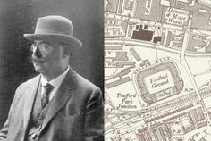 Old Trafford: The origin of Manchester United's iconic stadium